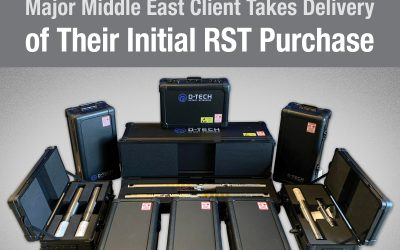 Major Middle East Client Takes Delivery of Their Initial RST Purchase