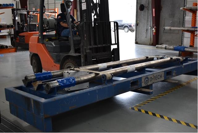 The D-Tech Team is Pleased to be Delivering Tools to Mexico in Support of a Major Service Company