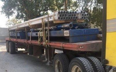 D-Tech Delivers the RST675 to Latin America on Target Without Any NPT