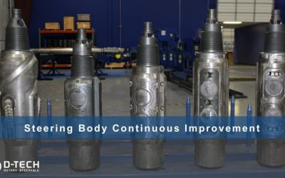 The Evolution of D-Tech's Continuously Improving Steering Body